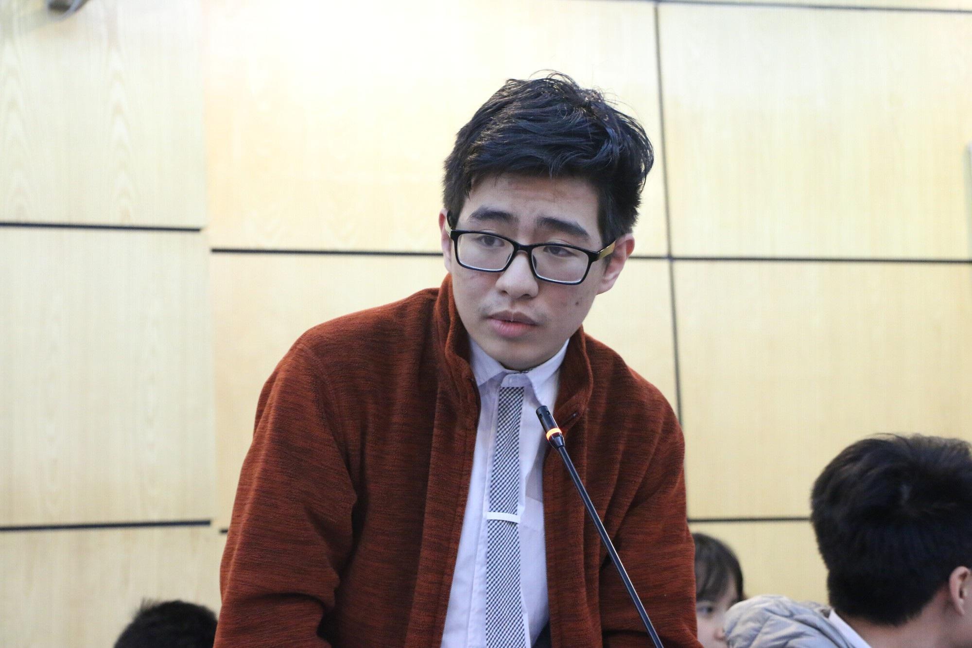 Học sinh đề xuất tư nhân hóa trường chuyên - Ảnh 3.