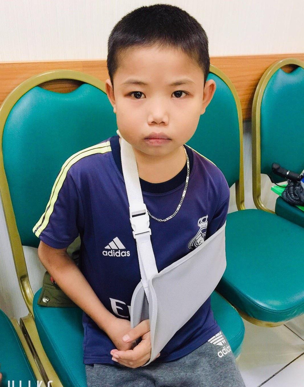 Bạn đọc giúp cậu bé 13 năm chạy thận hơn 122 triệu đồng - Ảnh 1.