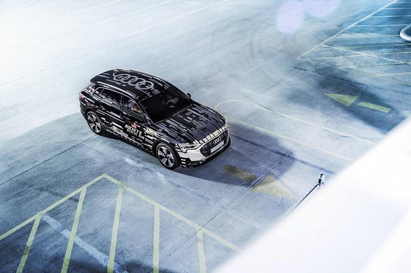 Công nghệ VR của Audi đồng bộ thực tế ảo với chuyển động của xe - Ảnh 6.