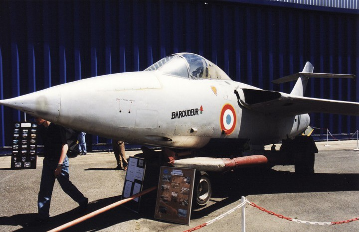 10 dự án máy bay chiến đấu thất bại nhưng di sản để lại là vô giá - Ảnh 1.
