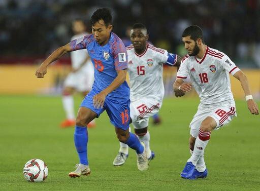 UAE 2-0 Ấn Độ: Trái đắng cho thầy trò Constantine - Ảnh 5.