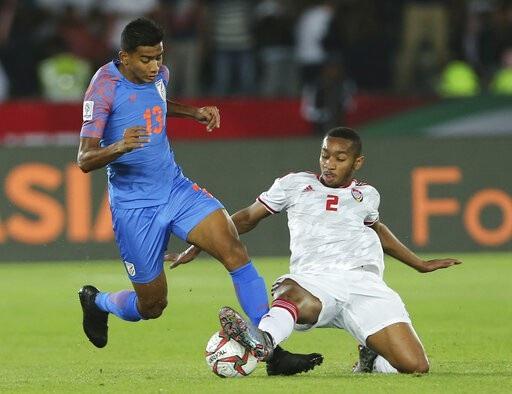 UAE 2-0 Ấn Độ: Trái đắng cho thầy trò Constantine - Ảnh 7.