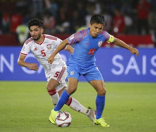Nhìn lại trận thua đáng tiếc của Ấn Độ trước UAE - Ảnh 5.