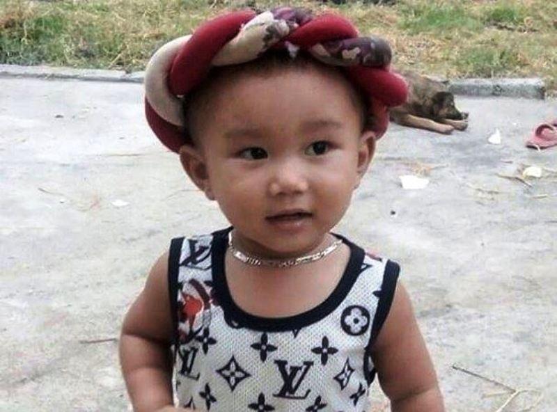 """Cháu bé 2 tuổi hát """"Mưa chiều miền Trung"""" đốn tim cộng đồng mạng - Ảnh 2."""