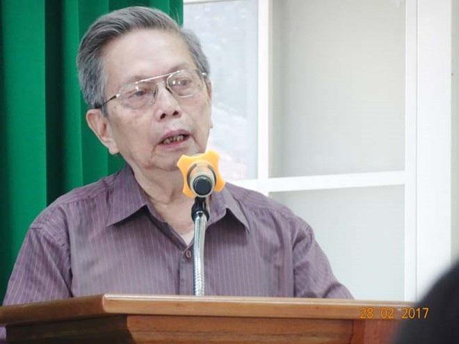 Nhà giáo nhân dân, GS. TS Nguyễn Ngọc Giao qua đời - Ảnh 1.