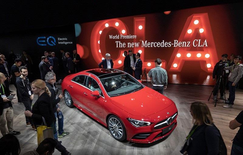 Mercedes-Benz CLA thế hệ thứ 2 chính thức ra mắt - Ảnh 2.