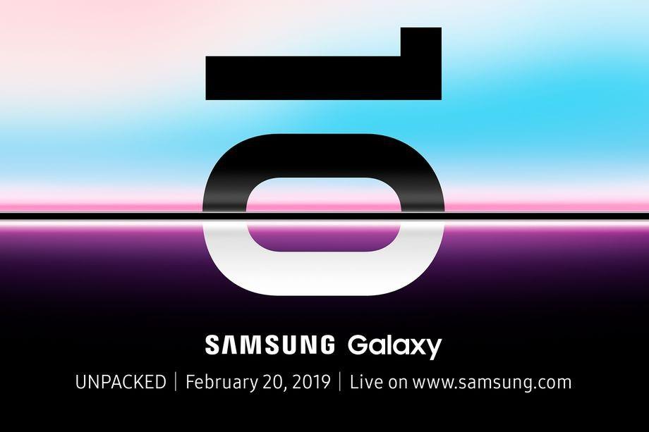 Samsung chính thức gửi thư mời tham dự sự kiện đặc biệt ra mắt Galaxy S10 - Ảnh 1.