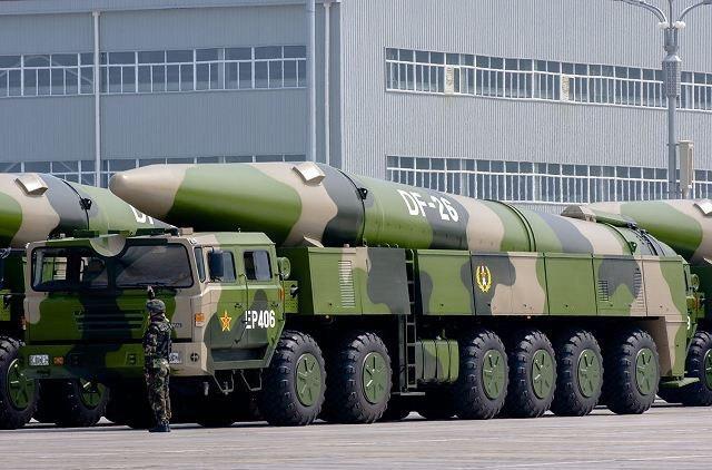Truyền thông Trung Quốc tung tin triển khai tên lửa diệt hạm sau khi Mỹ tuần tra Biển Đông - Ảnh 1.
