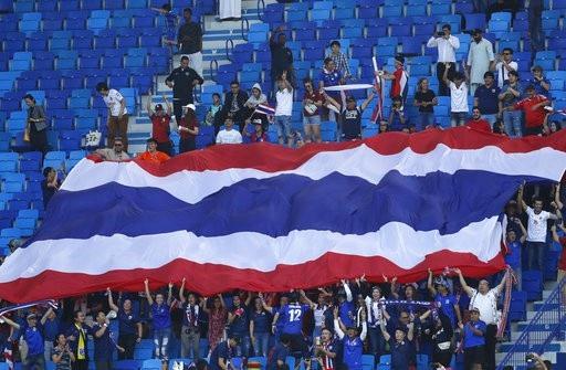Những khoảnh khắc chiến thắng ngọt ngào của Thái Lan trước Bahrain - Ảnh 11.