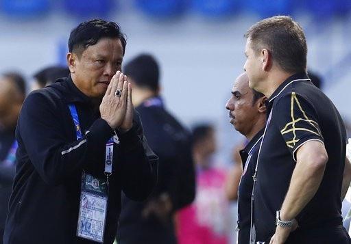 Những khoảnh khắc chiến thắng ngọt ngào của Thái Lan trước Bahrain - Ảnh 17.