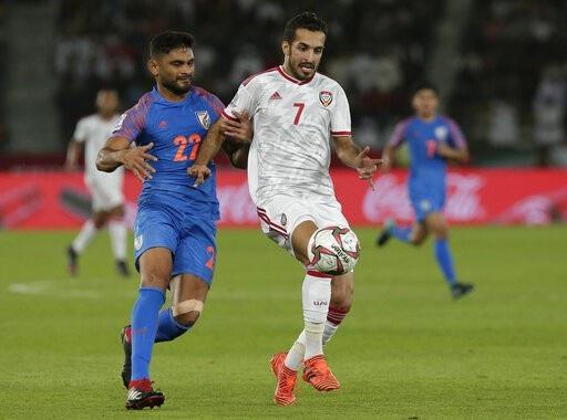 Nhìn lại trận thua đáng tiếc của Ấn Độ trước UAE - Ảnh 6.