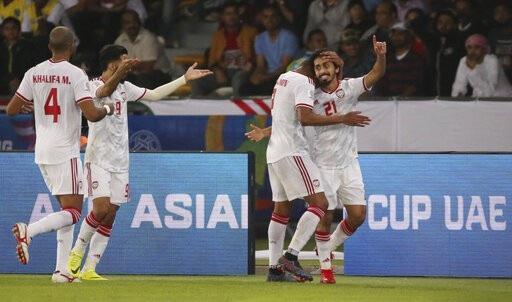 Nhìn lại trận thua đáng tiếc của Ấn Độ trước UAE - Ảnh 9.