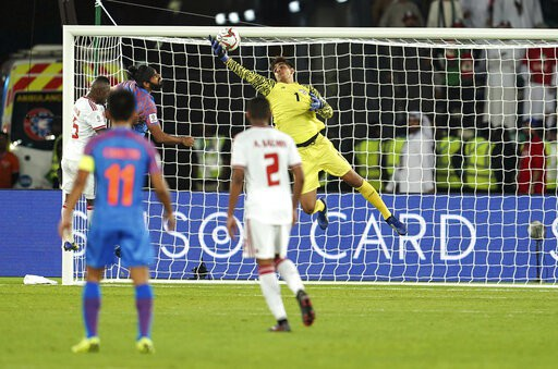 Nhìn lại trận thua đáng tiếc của Ấn Độ trước UAE - Ảnh 12.