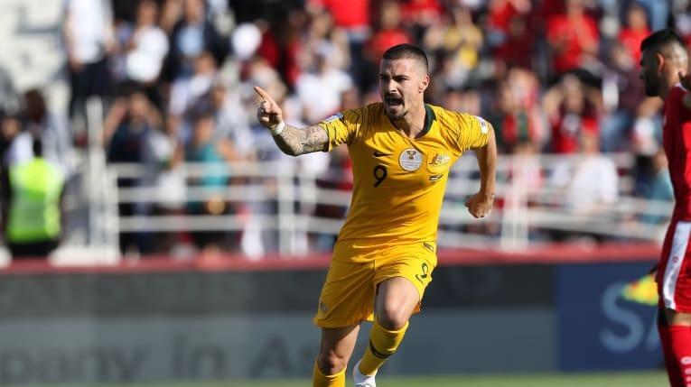 Đánh bại Palestine, Australia có chiến thắng đầu tiên tại Asian Cup 2019 - Ảnh 2.
