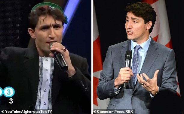 Nam ca sĩ bất ngờ nổi tiếng vì giống... Thủ tướng Canada - Ảnh 1.