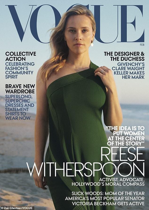 Nữ diễn viên Reese Witherspoon: Phụ nữ phải biết làm ra tiền - Ảnh 2.