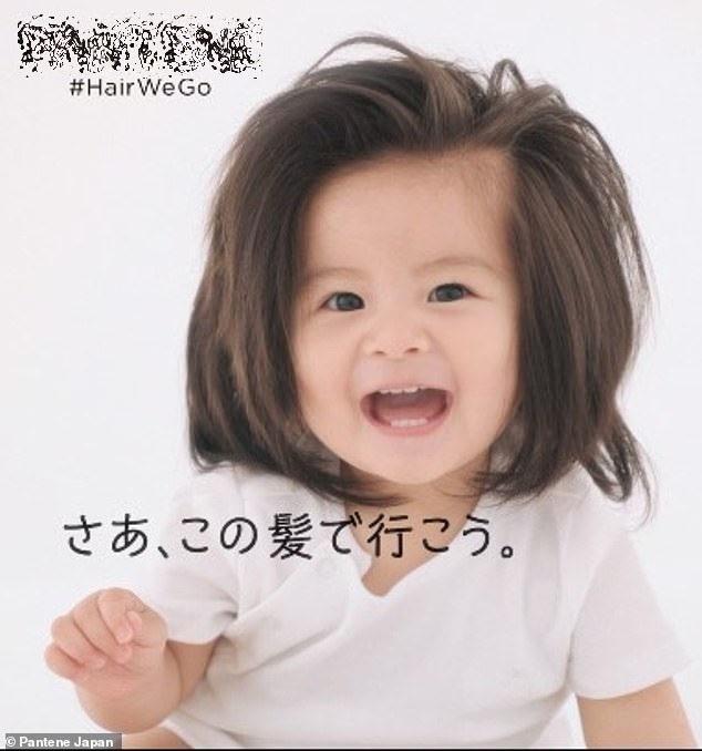 Em bé một tuổi có mái tóc bồng bềnh trở thành... gương mặt quảng cáo gây sốt - Ảnh 9.