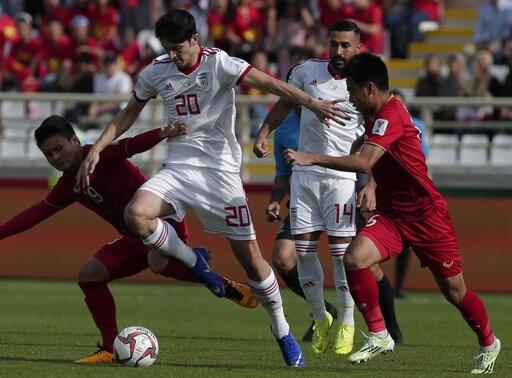 Việt Nam 0-2 Iran: Chênh lệnh đẳng cấp - Ảnh 19.