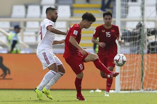 Việt Nam 0-2 Iran: Chênh lệnh đẳng cấp - Ảnh 11.
