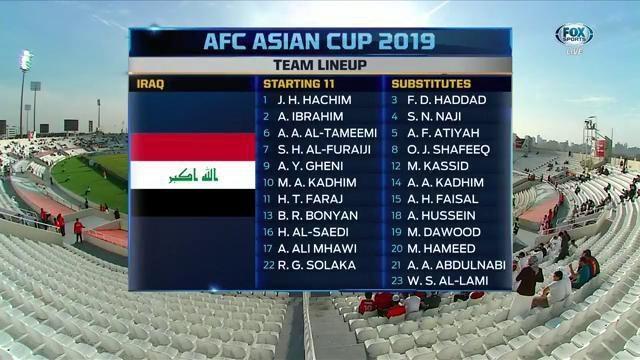Iraq 3-0 Yemen: Chiến thắng dễ dàng - Ảnh 9.