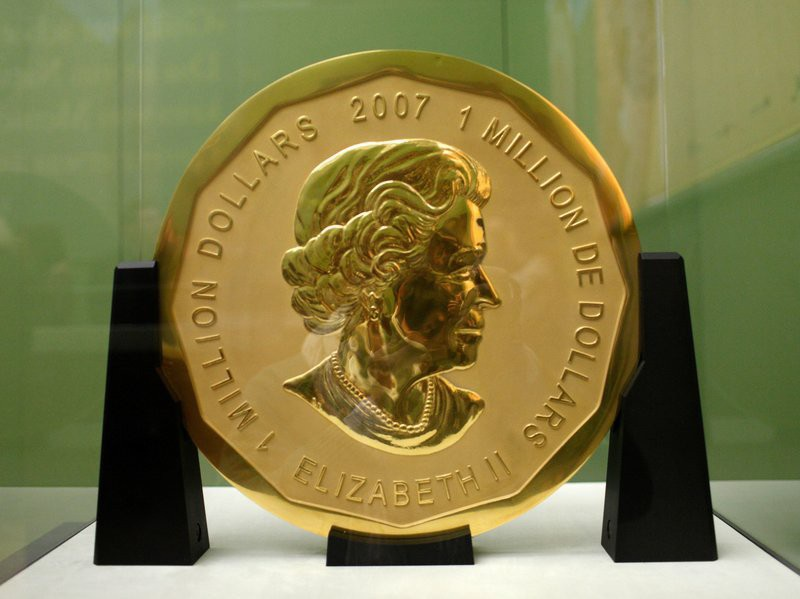 Cựu bảo vệ lập mưu ăn trộm đồng xu vàng nặng bằng cái tủ lạnh, giá 100 tỷ đồng - Ảnh 1.