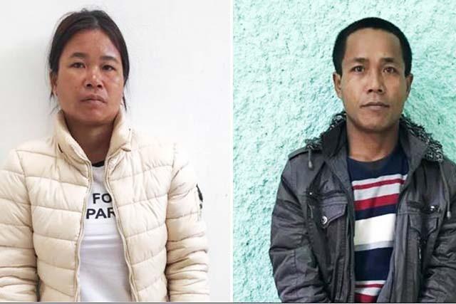 Cặp vợ chồng bán cháu họ 14 tuổi sang Trung Quốc - Ảnh 1.