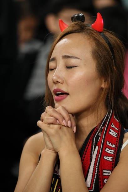Hàn Quốc 1-0 Kyrgyzstan: Giành vé đi tiếp sau trận cầu ma ám - Ảnh 6.
