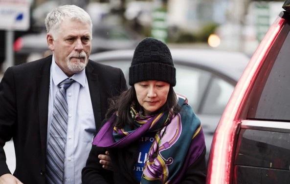 Quan chức cấp cao của Huawei tại Canada đột ngột từ chức không rõ lý do - Ảnh 2.
