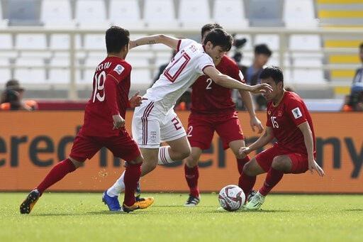 Việt Nam 0-2 Iran: Chênh lệnh đẳng cấp - Ảnh 24.