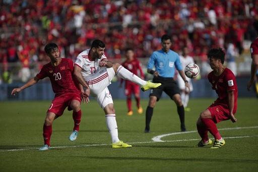 Việt Nam 0-2 Iran: Chênh lệnh đẳng cấp - Ảnh 12.
