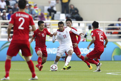 Việt Nam 0-2 Iran: Chênh lệnh đẳng cấp - Ảnh 8.