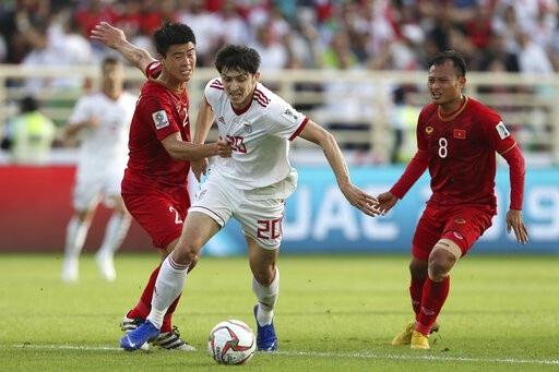 Việt Nam 0-2 Iran: Chênh lệnh đẳng cấp - Ảnh 6.