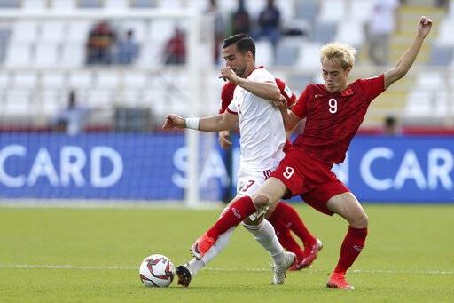 Đội tuyển Việt Nam thua Iran 0-2: Điểm sáng trong thất bại - Ảnh 3.