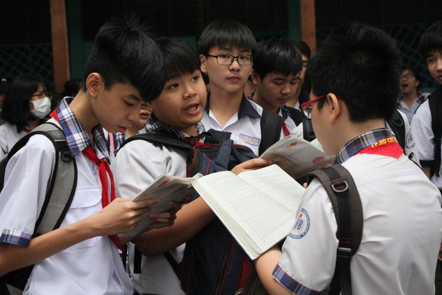 Thêm tiếng Đức vào thi tuyển lớp 10 tại TPHCM - Ảnh 1.