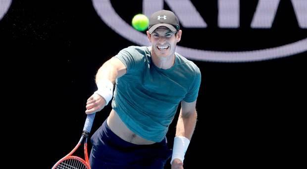 Murray để ngỏ khả năng giải nghệ sau Australia Open - Ảnh 3.