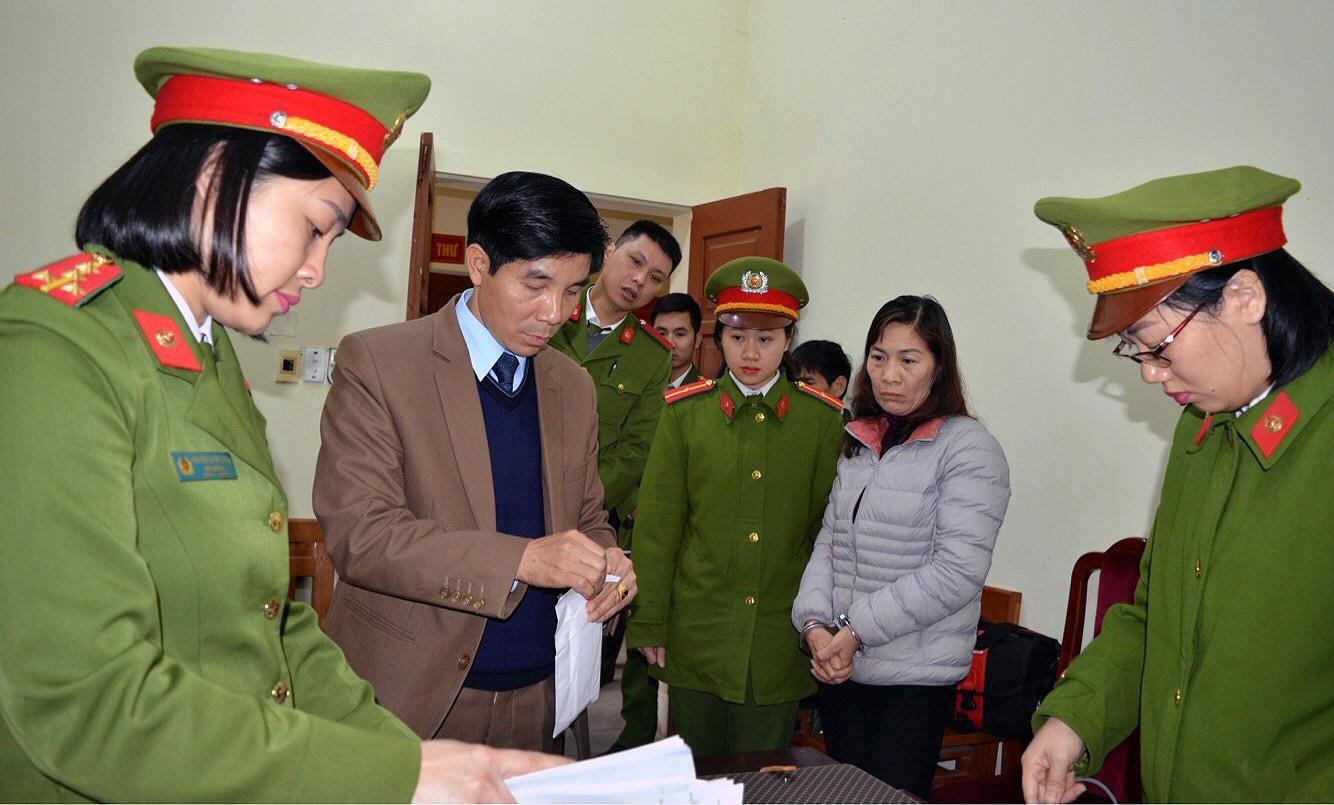 Khởi tố, bắt giam nguyên Phó Trưởng phòng Nông nghiệp huyện Bắc Quang - Ảnh 1.