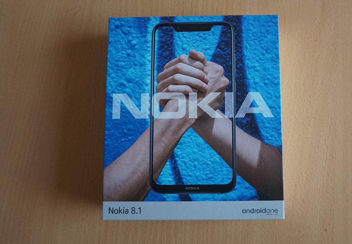 Đập hộp Nokia 8.1 - smartphone chạy Snapdragon 710 có giá rẻ nhất tại Việt Nam - Ảnh 2.