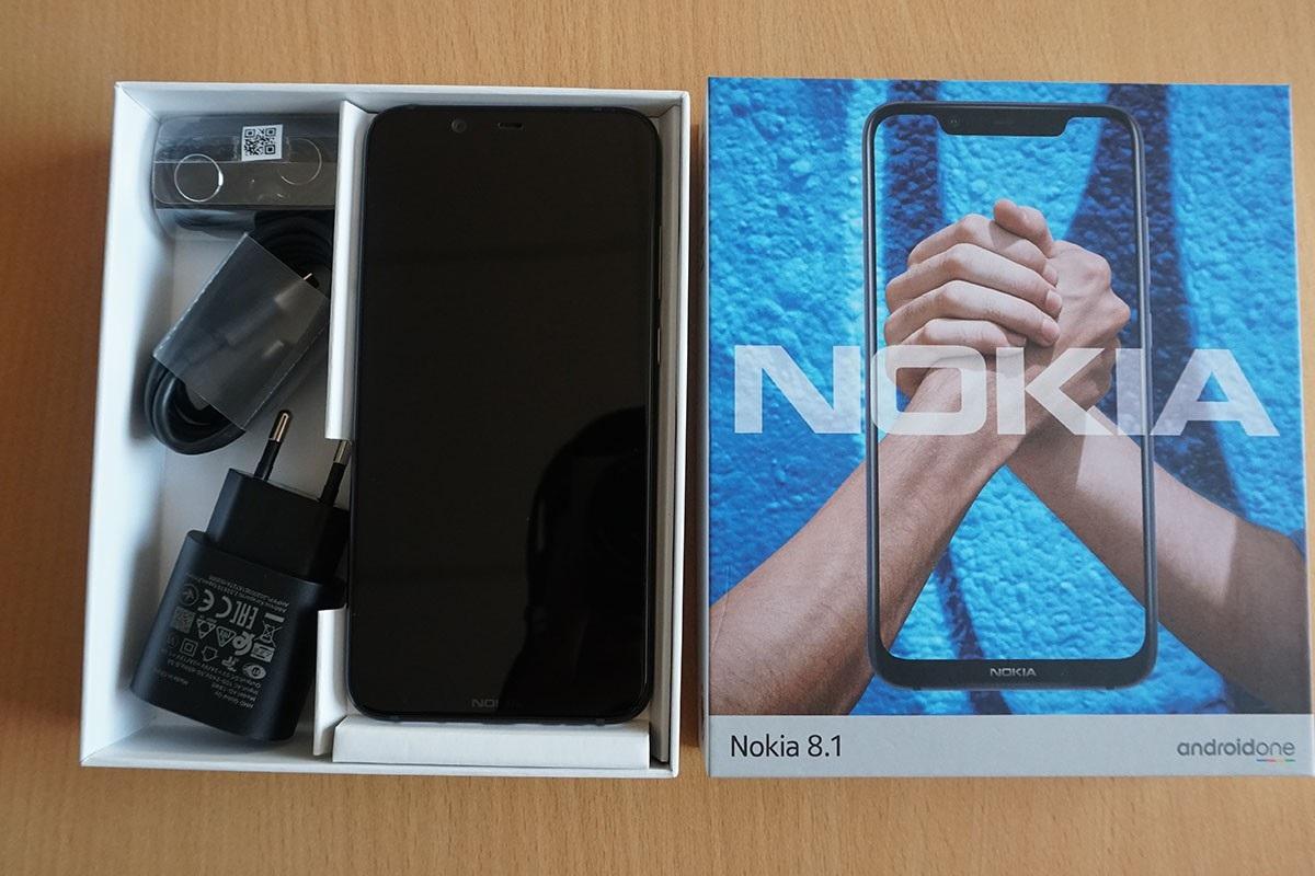Đập hộp Nokia 8.1 - smartphone chạy Snapdragon 710 có giá rẻ nhất tại Việt Nam - Ảnh 3.