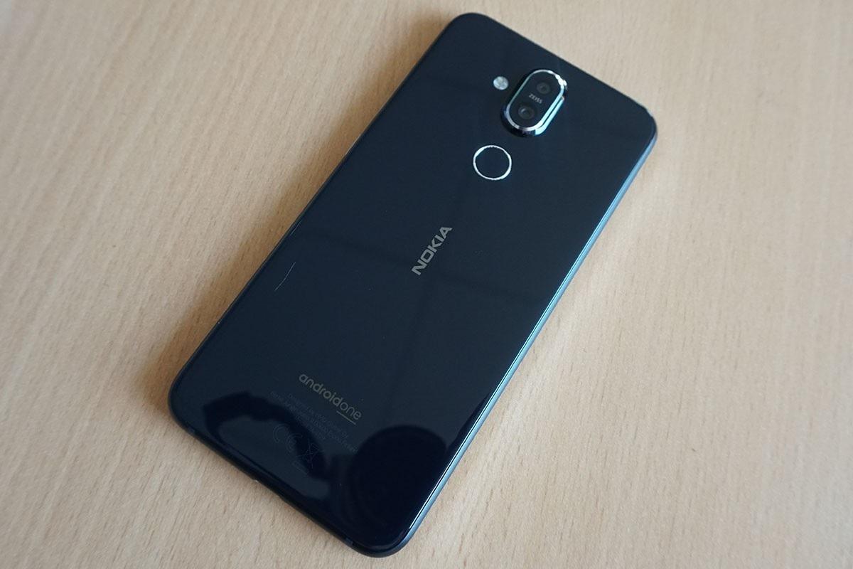 Đập hộp Nokia 8.1 - smartphone chạy Snapdragon 710 có giá rẻ nhất tại Việt Nam - Ảnh 4.