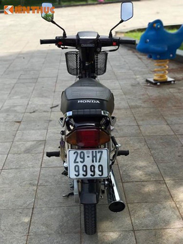 Xe máy Suzuki 17 năm vẫn còn zin: Giá huyền thoại 1 tỷ đồng - Ảnh 11.