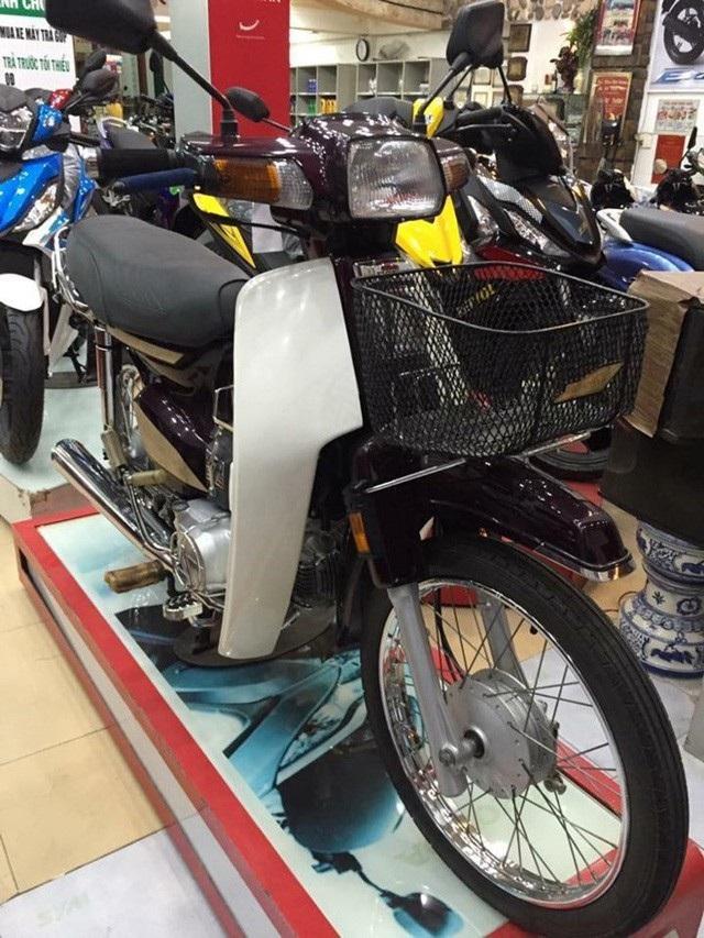 Xe máy Suzuki 17 năm vẫn còn zin: Giá huyền thoại 1 tỷ đồng - Ảnh 13.