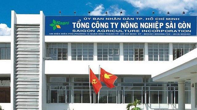 Cảnh cáo về mặt Đảng Tổng giám đốc TCty Nông nghiệp Sài Gòn - Ảnh 1.