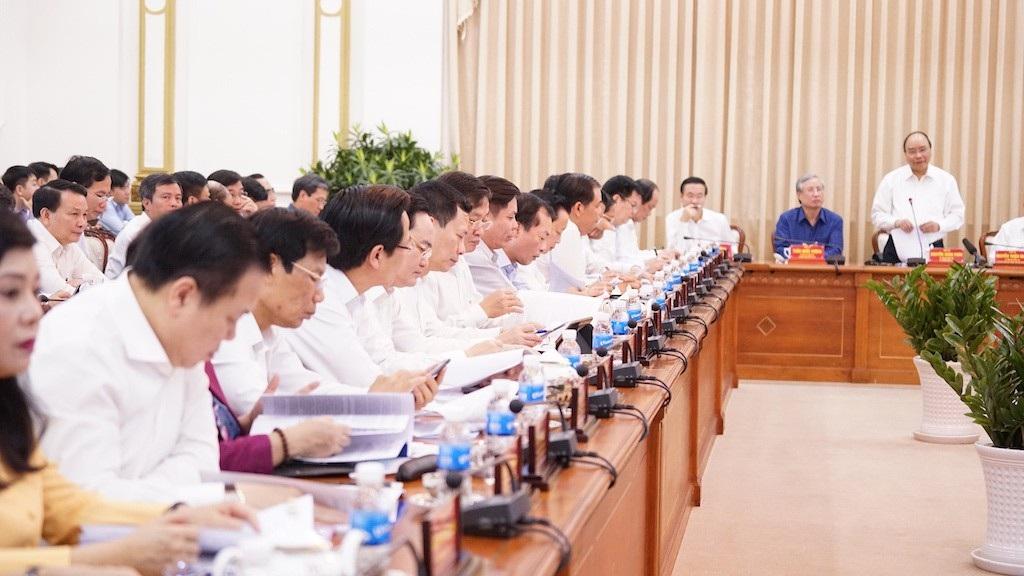 TPHCM kiến nghị Thủ tướng giải quyết nhiều vấn đề ở Thủ Thiêm - Ảnh 2.