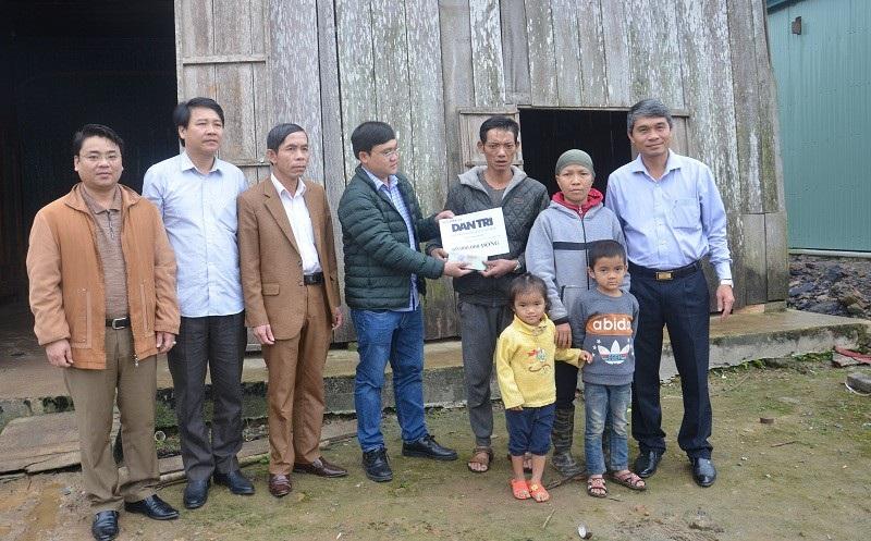 Bạn đọc Dân trí giúp gia đình chị Liễu hơn 69 triệu đồng - Ảnh 3.