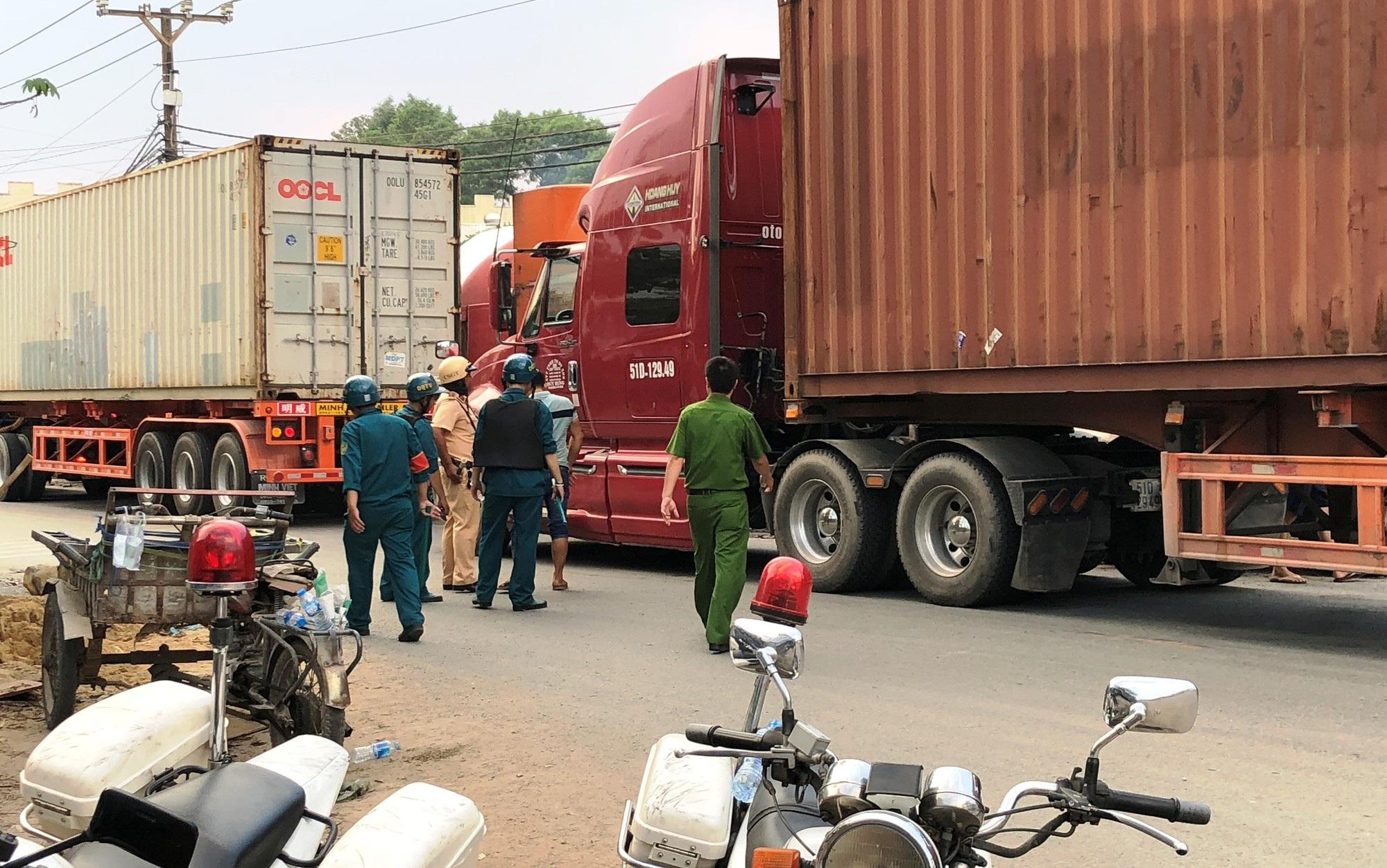 TPHCM: Kinh hoàng tài xế container dùng 3 loại ma túy, phóng như bay trên xa lộ - Ảnh 2.