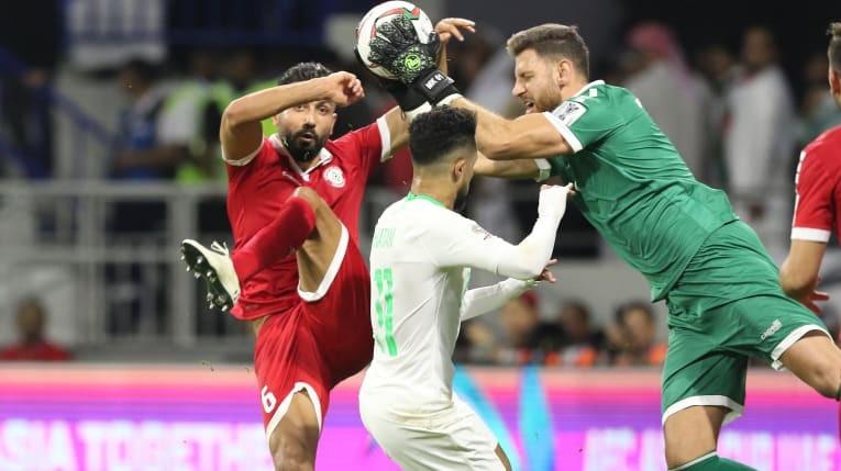 Đánh bại Lebanon, Saudi Arabia sớm giành vé vào vòng 1/8 - Ảnh 2.