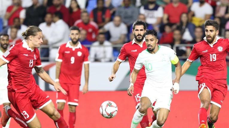 Đánh bại Lebanon, Saudi Arabia sớm giành vé vào vòng 1/8 - Ảnh 3.