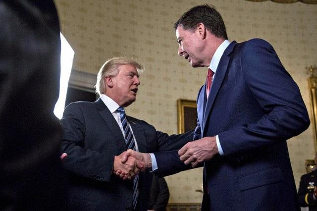 """Ông Trump """"nổi đóa"""" khi biết tin bị FBI điều tra vì làm việc cho Nga - Ảnh 2."""