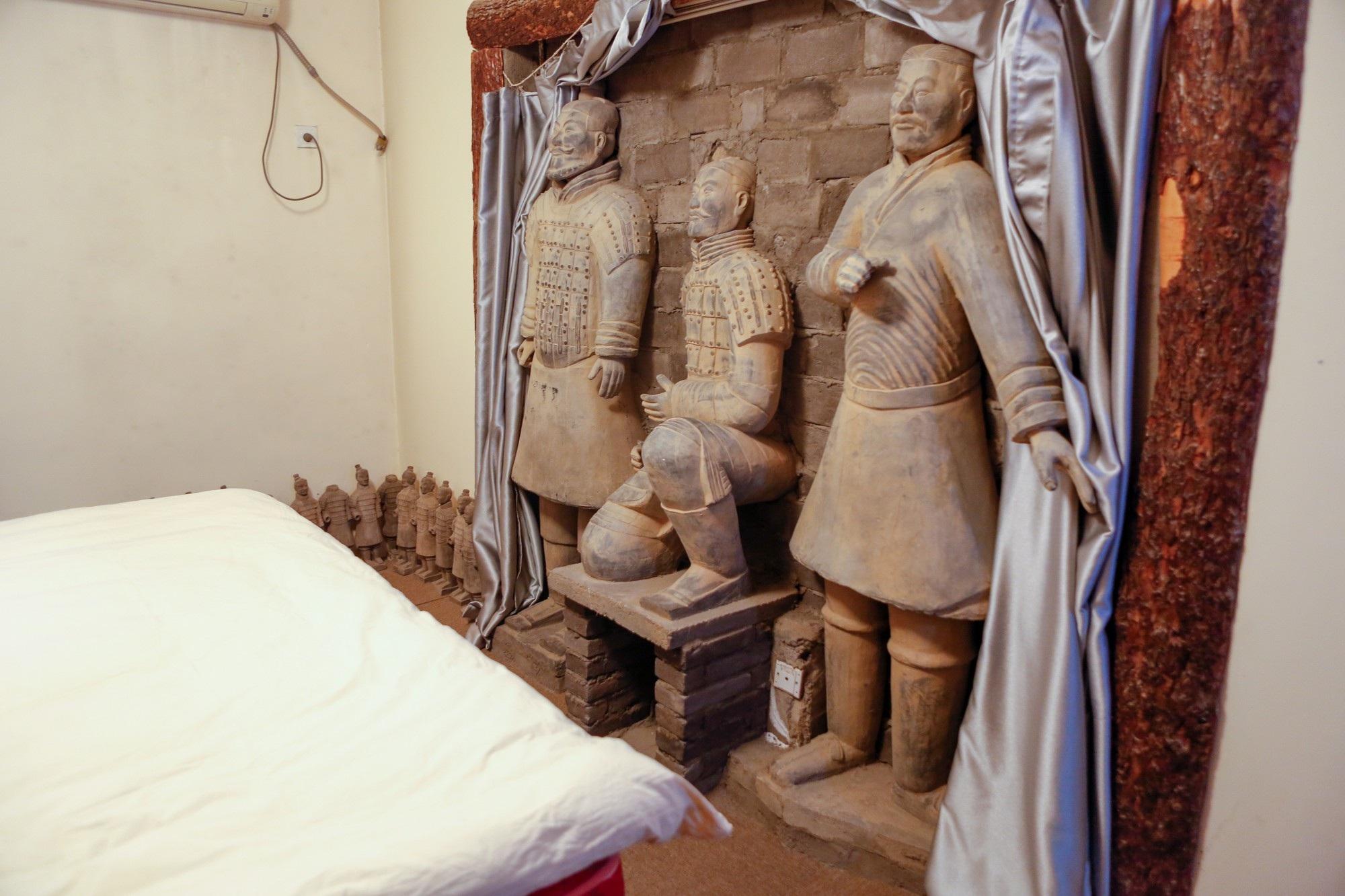 Trải nghiệm cảm giác ngủ cùng đội quân hộ tống Tần Thủy Hoàng - Ảnh 2.