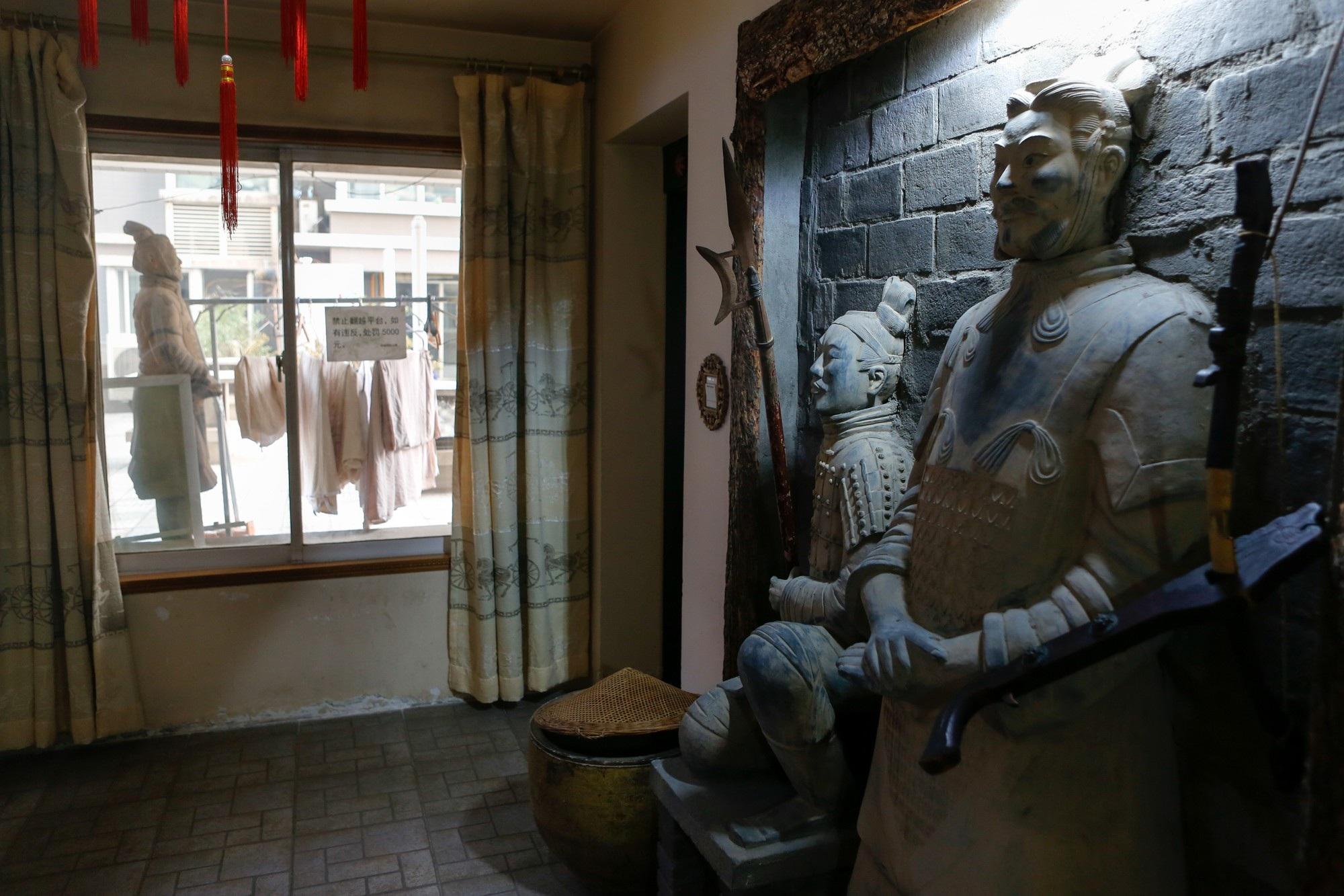 Trải nghiệm cảm giác ngủ cùng đội quân hộ tống Tần Thủy Hoàng - Ảnh 3.